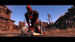 Deadpool 3d gay games doggystyle Fallout 4