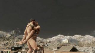 Fallout gay sex 3d hunks