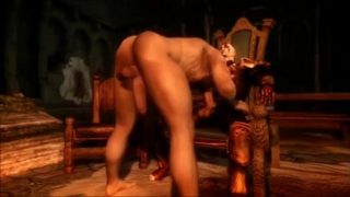 Kratos God of War loves gay sex