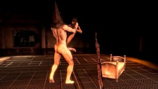 Silent Hill pyramid head gay toon sex SFM