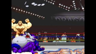 Zangief flip fucking Big on ring