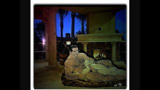 Amazing homoerotic vintage art of Mark Thaler