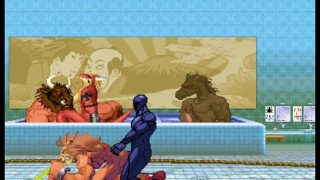 Leo vs Kuromaru Gay fighting game who fucks who to death