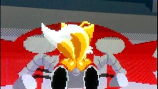 Gay Tails from Sonic The Hedgehog dick riding mod