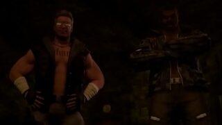 Mortal Kombat ultimate battle 3D gay orgy